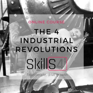 The 4 industrial revolutions
