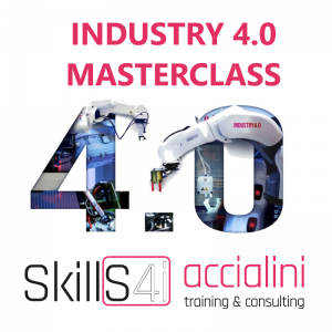 Industry 4.0 online masterclass
