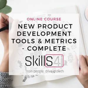 New Product development tools & metrics complete
