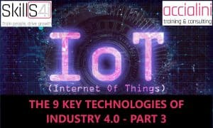key technologies Industry 4.0