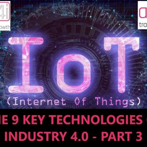 key technologies Industry 4.0