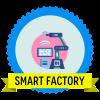 SkillS4i Smart Factory Badge