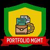 SkillS4i Portfolio Management Badge