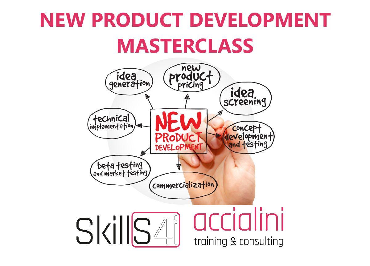 New Product Development Masterclass V2
