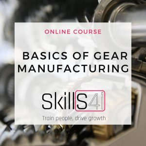 Basics of gear manufacturing